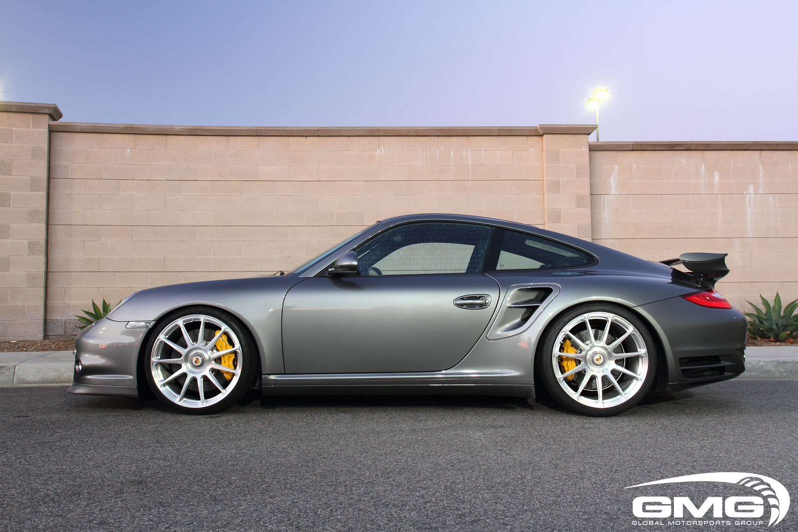 997 Turbo S Gmg