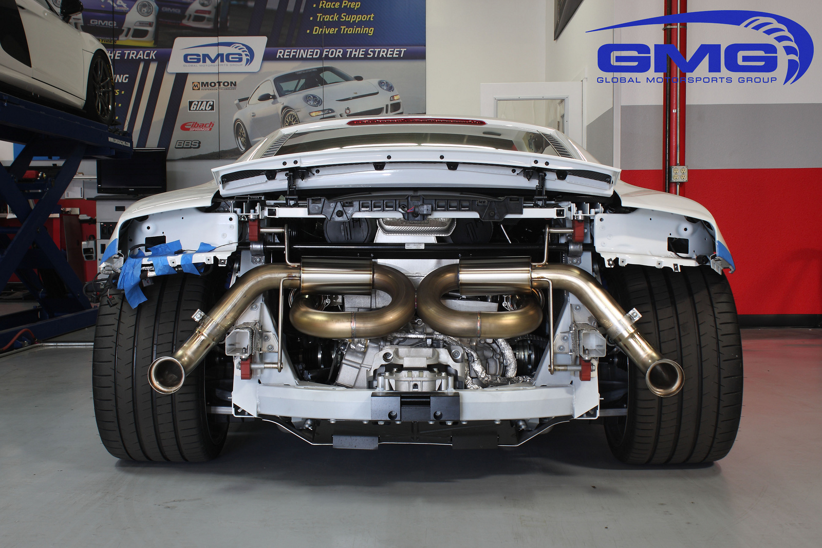 Audi R8 V10 With Gmg Exhaust Videos