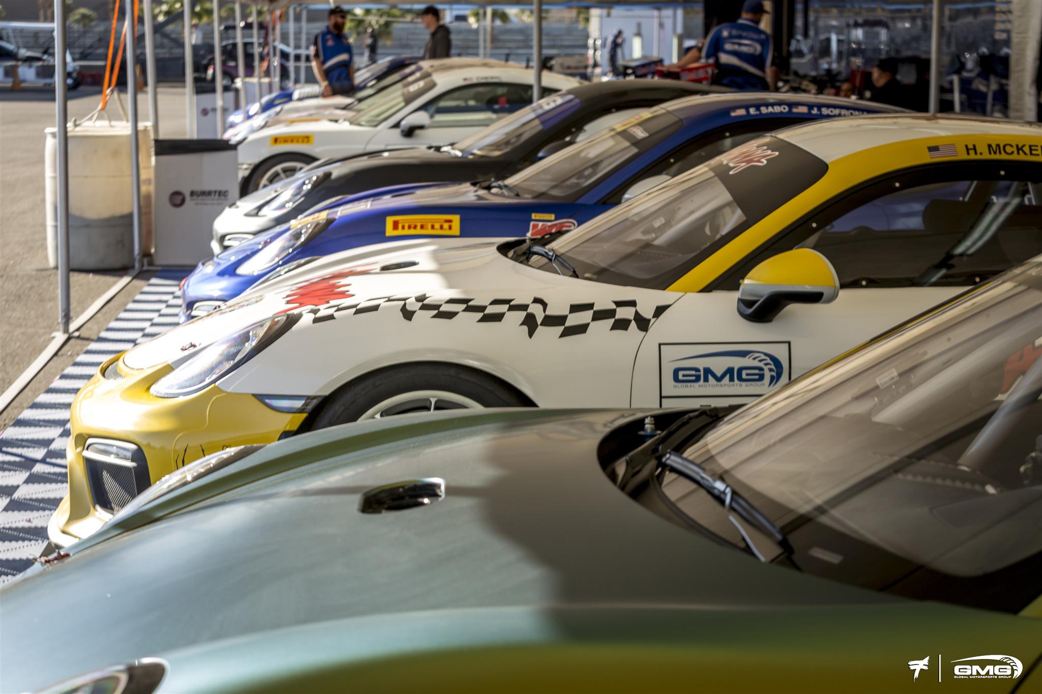 Thermal Racetrack GMG Racing